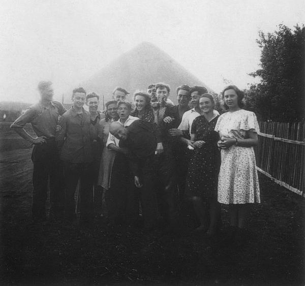 Лето 1948. Донбасс