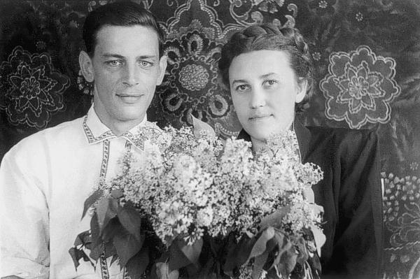 Зуевка. Донбасс. 1 мая 1950 г.