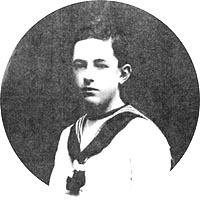 Владимир Набоков. Около 1913г.
