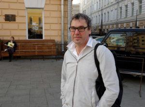 Вячеслав Курицын. История мира в пяти кольцах